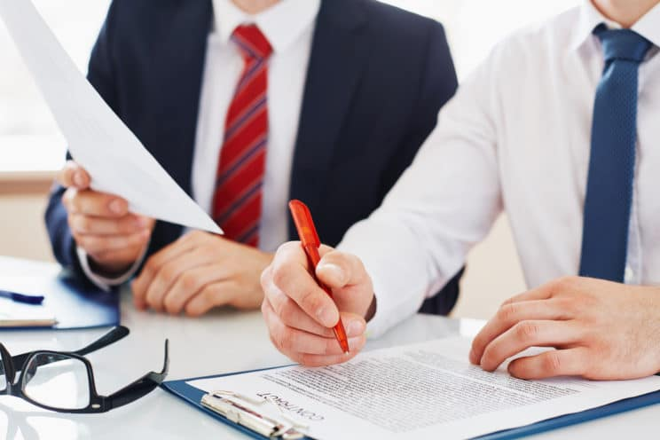 Los Angeles Business law attorney