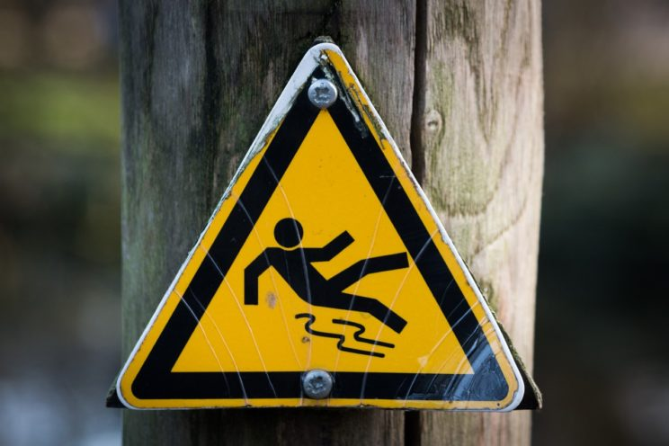 Slip and Fall attorney Glendale